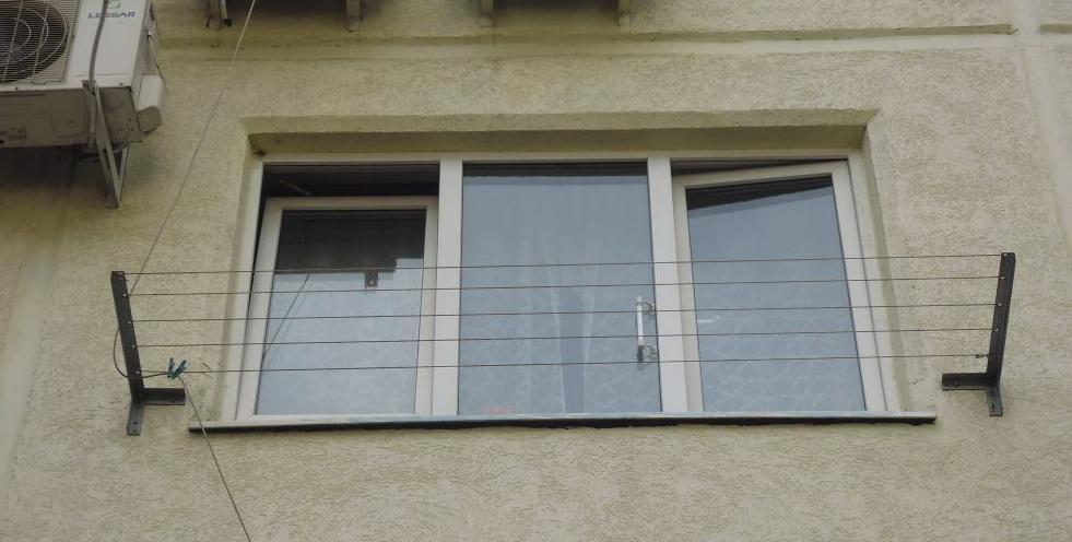 Как сделать на балконе для сушки белья на балконе